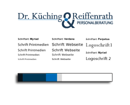 Corporate Design | Dr.Küching & Reiffenrath