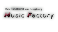 Logo | Music Factory